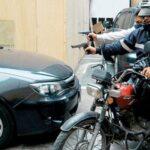 CIUDADELA VIOLENTA: Sicarios en moto acribillaron a disparos a un hombre