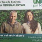 BUEN EJEMPLO: El Vecinalismo de Tres de Febrero (Union por Todos) da un buen ejemplo.