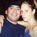 Mavys Álvarez denunció al entorno de Diego Maradona por trata de personas